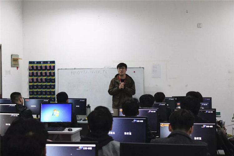 HTML5培训教研组长